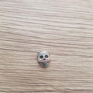 Jewelry - Floating Charm-Sugar Skull